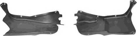 Изоляция моторного отделения VAN WEZEL 7620703 - изображение