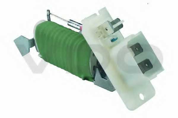 Сопротивление вентилятора салона VDO 3732836001V - изображение