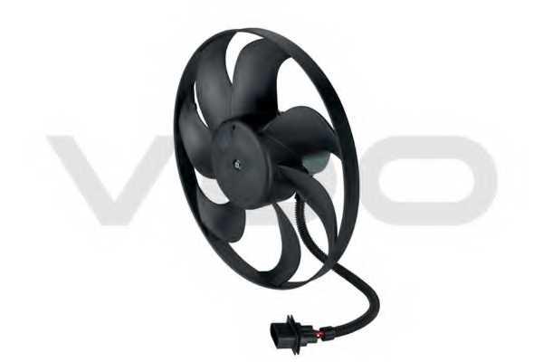 Вентилятор охлаждения двигателя VDO 5WK05360-V - изображение