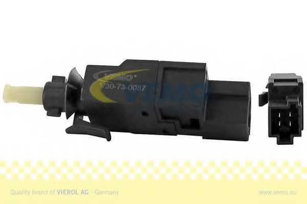 Выключатель фонаря сигнала торможения VEMO V30-73-0087 - изображение