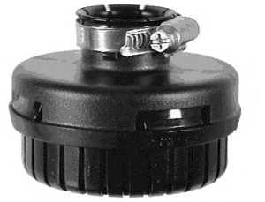 Глушитель шума, пневматическая система WABCO 432 407 012 0 - изображение