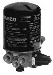 Осушитель воздуха, пневматическая система WABCO 432 410 117 7 - изображение