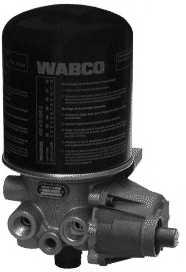 Осушитель воздуха, пневматическая система WABCO 432 415 028 0 - изображение