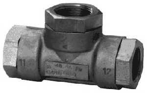 Многопозиционный клапан WABCO 4342080290 - изображение