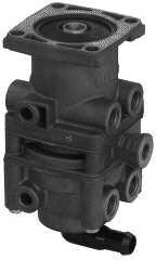 Тормозной клапан, тормозной механизм WABCO 4613190087 - изображение