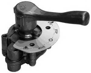 Клапан повортной заслонки WABCO 463 032 020 7 - изображение