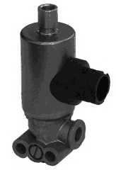 Клапан, регулирование противоблокировочного устройства WABCO 472 171 428 0 - изображение