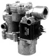 Клапан, регулирование противоблокировочного устройства WABCO 4721950180 - изображение