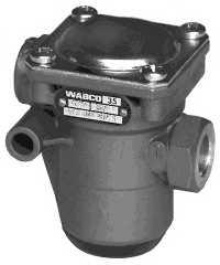 Клапан ограничения давления WABCO 475 015 039 0 - изображение