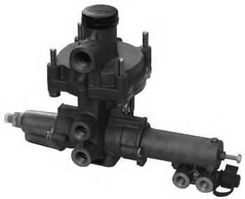 Регулятор тормозных сил WABCO 4757145007 - изображение