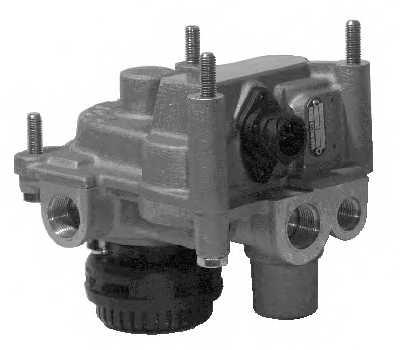 Ускорительный клапан, электронная тормозная система WABCO 480 202 004 0 - изображение