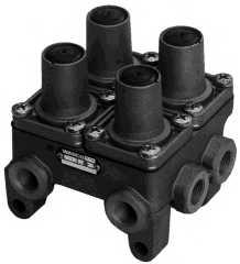 Клапан многоцикловой защиты WABCO 934 702 250 7 - изображение