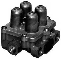 Клапан многоцикловой защиты WABCO 934 714 119 7 - изображение