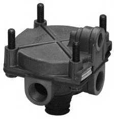 Ускорительный клапан WABCO 973 011 000 0 - изображение