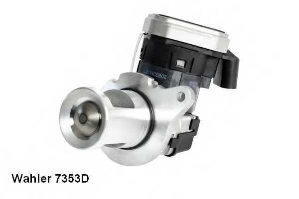 Клапан возврата ОГ WAHLER 7353D - изображение