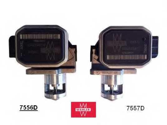 Клапан возврата ОГ WAHLER 7556D - изображение