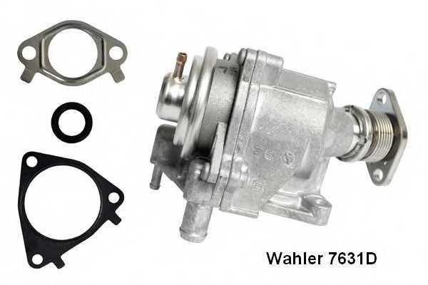 Клапан возврата ОГ WAHLER 7631D - изображение